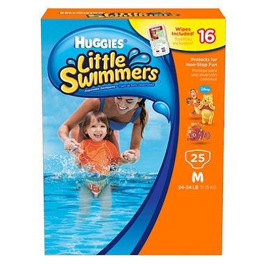 Little Swimmers Huggies