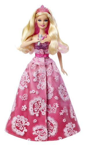 Barbie The Princess & the Popstar 2-in-1 Transform