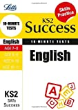 Various English Age 7-8: 10-Minute Tests (Letts Key Stage 2 Success)