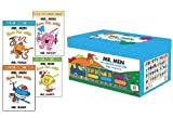 Roger Hargreaves Mr Men Box Set 47 Books and Mr Men 4 Colouring Books Collection Pack,