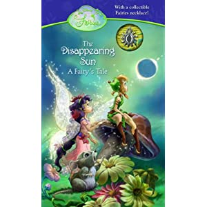 The Disappearing Sun (Disney Fairies) Tennant Redbank and Disney Storybook Artists