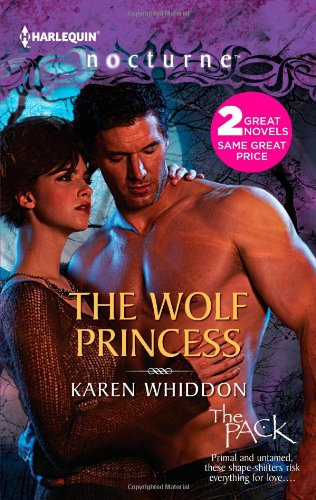Image of The Wolf Princess: One Eye Open