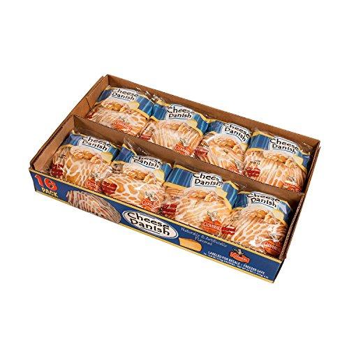 Cloverhill Cream Cheese Danish (4 oz. ea., 16 ct.) (Cheese Danish compare prices)