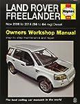 Land Rover Freelander Diesel Service...