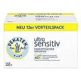 Penaten Ultra Sensitiv Tücher parfümfrei, 1er Pack (1 x...