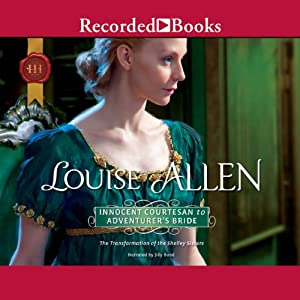 Innocent Courtesan to Adventurer's Bride Audiobook
