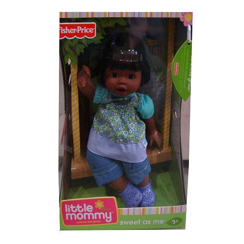 Fisher-Price Little Mommy Sweet As Me Denim 14