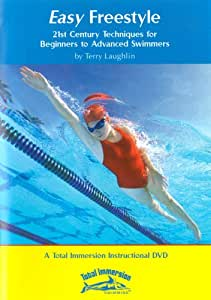 Easy Freestyle Swimming by Terry Laughlin [Import]