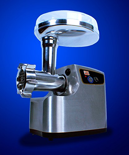 New 3000W Deluxe Stainless Steel Electric Meat Grinder Sausage Stuffer MT199 (Cielo Blue Meat Grinder compare prices)