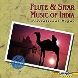 Vijay Raghav Rao / Alla Rakha - Flute & Sitar- Music of India (Meditational Ragas)