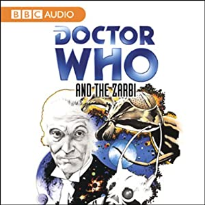 Doctor Who and the Zarbi Audiobook