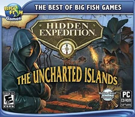 Hidden Expedition The Uncharted Islands