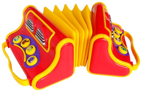 The Wiggles Accordion - 1