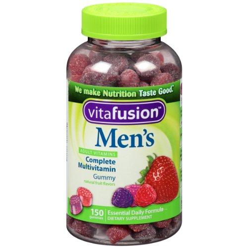 Vitafusion Men'S Gummy Vitamins, 150 Count