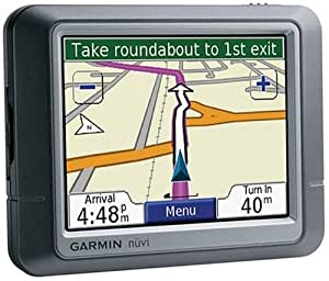 Garmin nüvi 270 3.5-Inch Portable GPS Navigator (Discontinued by Manufacturer)