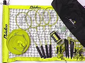 Click here to buy Baden Champions Badminton Set by Baden.