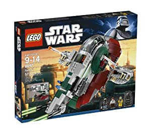 LEGO Star Wars Slave 1 8097 Version 2010 Release