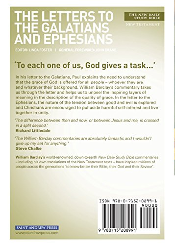 New Daily Study Bible: The Letters to the Galatians and Ephesians