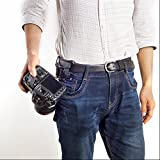 Foto4easy Capture Camera Waist Belt Holster Quick Strap Buckle Hanger for DSLR Digital SLR