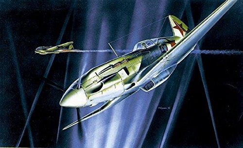 Mig-3 Soviet Fighter 1/72 Zvezda - 1