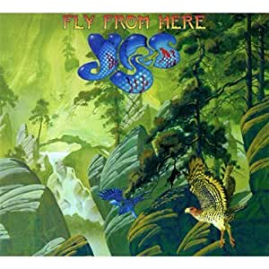 Fly From Here (CD/DVD)