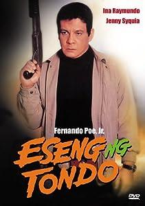 Eseng Ng Tondo - Philippines Tagalog DVD