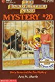 Mary Anne And The Zoo Mystery (The Baby-Sitters Club Mystery) (0590483099) by Martin, Ann M.