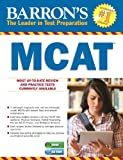 img - for Barron's MCAT with CD-ROM, 2nd Edition book / textbook / text book