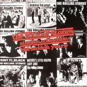 The Rolling Stones - The Singles Collection (The London Years) - Edition remasterisée (3 CD) - Zortam Music