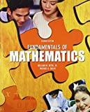 img - for By William M. Setek Jr. Fundamentals of Mathematics (11th) book / textbook / text book