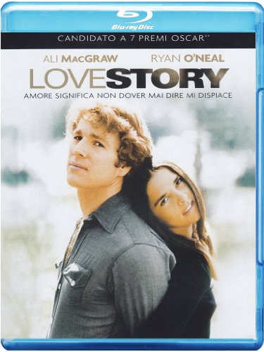 Love story [Blu-ray] [IT Import]