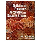 img - for Statistics for Economics, Accounting and Business Studies (Longman Economics Series) by Mr Mike Barrow (1996-01-02) book / textbook / text book