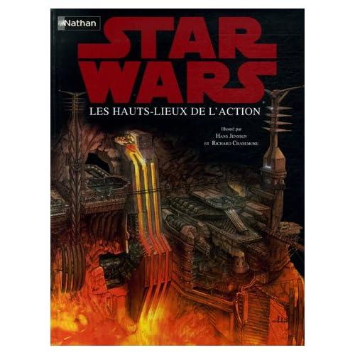 Star Wars : Les Hauts-Lieux de l'Action - nathan 51TTDJJR19L._SS500_