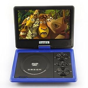 dbpower 7 5 lecteur dvd portable pour les enfants tft lcd cran sd usb tv mp3 mp4. Black Bedroom Furniture Sets. Home Design Ideas
