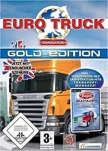 Euro-Truck Simulator Gold-Edition