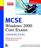 MCSE Windows 2000 Core Exams (70-210, 70-215, 70-216, 70-217) (0735709882) by Gord Barker