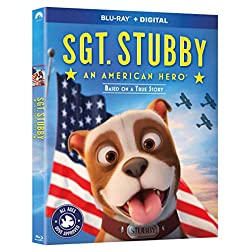 SGT Stubby: An American Hero [Blu-ray]