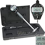 """Anytime Tools Bore Gauge Electronic Digital Absolute Precision Gage Super High Resolution 2""""-6""""/0.00005"""""""