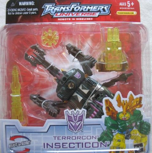 Transformers Universe Insecticons Transformers Universe
