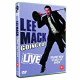 Lee Mack - Going Out Live [DVD]