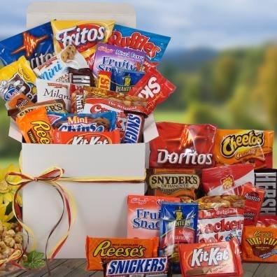 All Time Favorites Snack Gift Basket