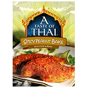 Best Deals And Best Price On A Taste of Thai Spicy Thai Peanut Bake
