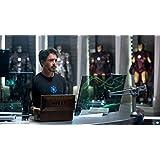 Posterhouzz Movie Iron Man Robert Downey Jr. HD Wallpaper Background Fine Art Paper Print Poster