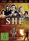She - Herrscherin der Wüste (DVD)