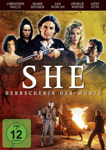 She - Herrscherin der Wüste