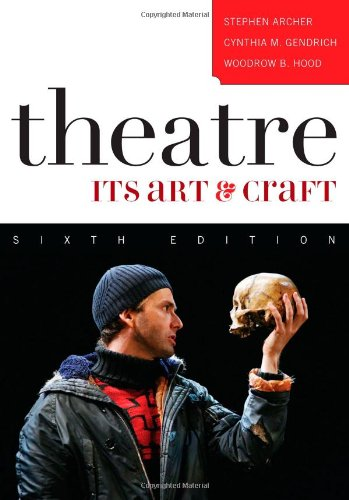 Theatre: Its Art And Craft front-1051292