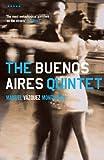 The Buenos Aires Quintet (Five Star Fiction S.) (1852427833) by Manuel Vázquez Montalbán