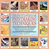 The Encyclopedia of Printmaking Techniques (0855329874) by Martin, Judy