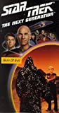 Star Trek - The Next Generation, Episode 22: Skin Of Evil [VHS]