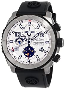 Armand Nicolet Men's T618A-AG-G9610 S05 Sporty Automatic Titanium Watch by Armand Nicolet
